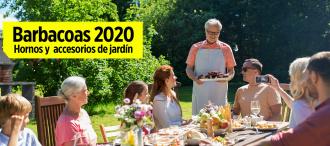 Catálogo barbacoas y hornos 2020