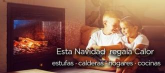 ESTAS NAVIDADES REGALA CALOR