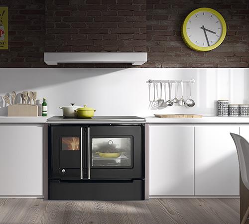 Cocinas y hornos de leña